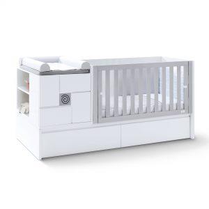 Amenajarea camerei copilului si alegerea patutului